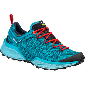 SALEWA Dropline GTX Shoes Dame ocean/canal blue